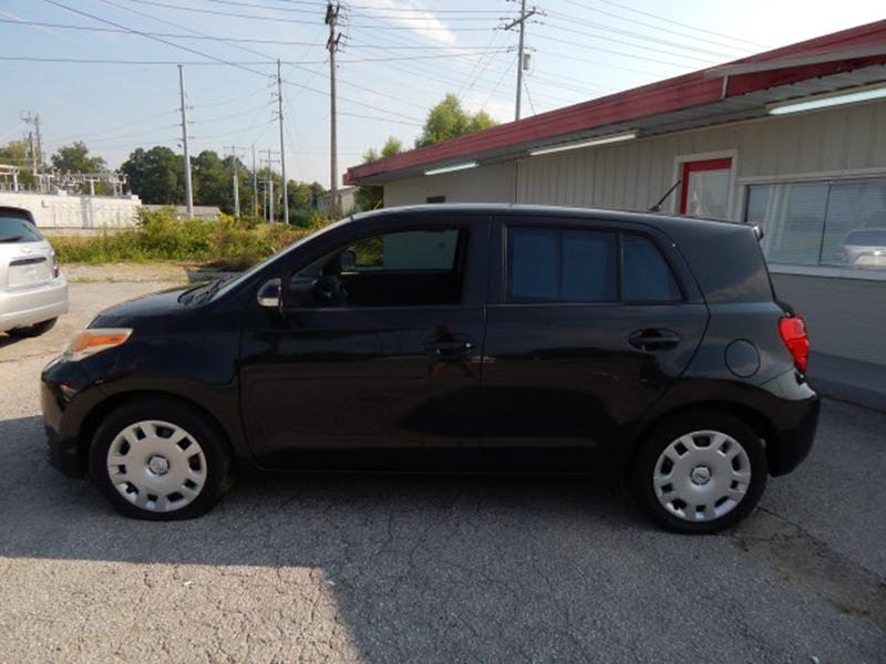 2009 Scion xD 4dr Hatchback 4A - Madison TN