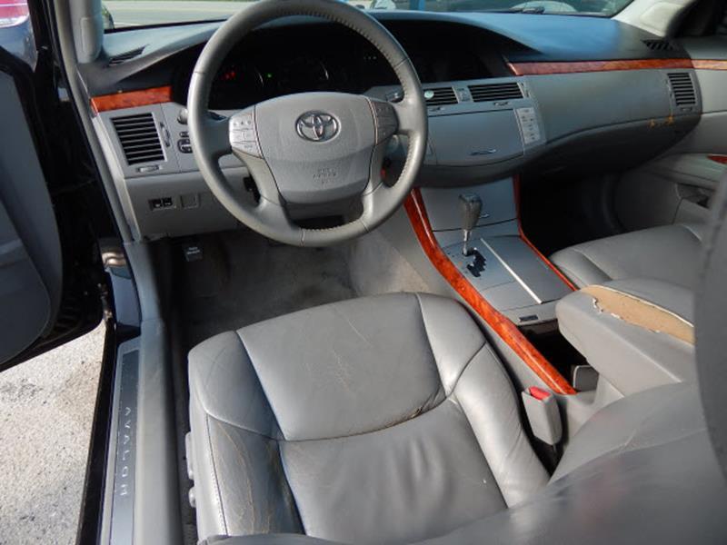 2006 Toyota Avalon Limited 4dr Sedan - Madison TN