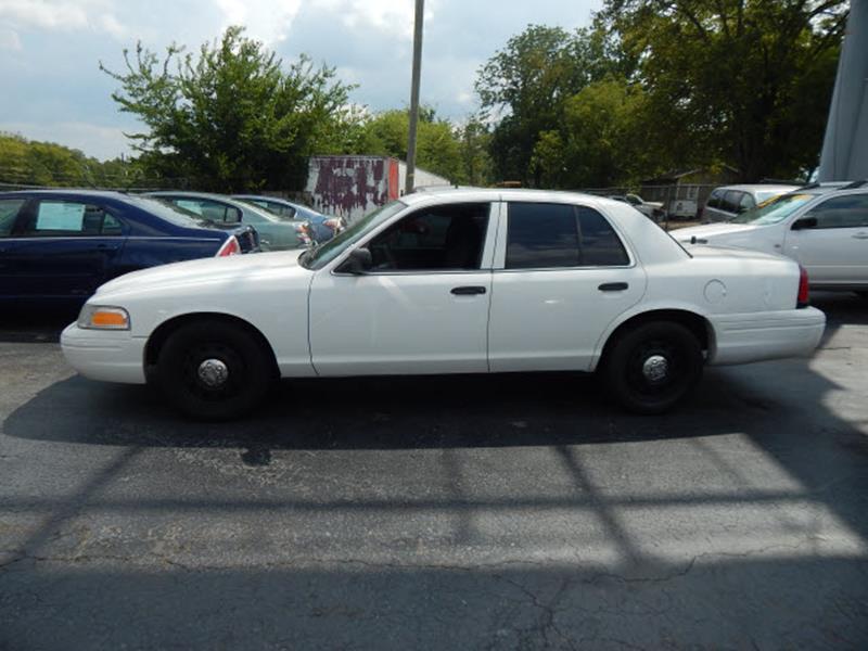 2008 Ford Crown Victoria Police Interceptor - Madison TN