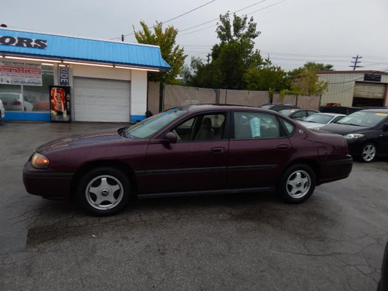 2003 Chevrolet Impala 4dr Sedan - Madison TN