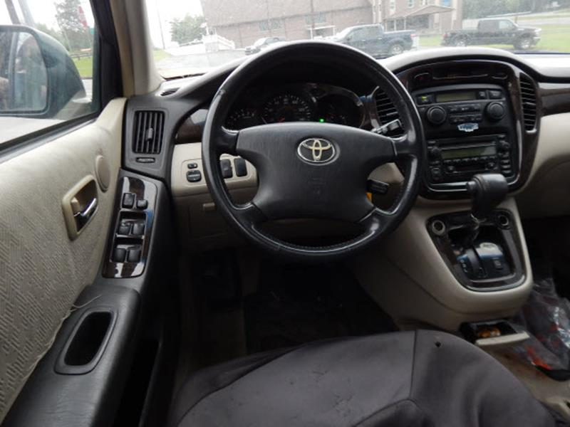 2001 Toyota Highlander V6 AWD 4dr SUV - Madison TN