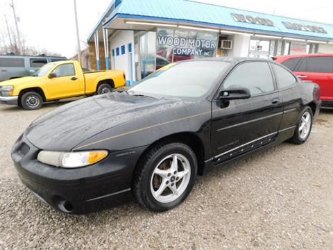 1999 Pontiac Grand Prix for sale in Cookeville, TN