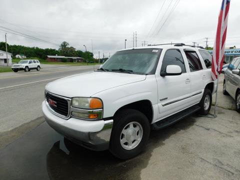 2004 GMC Yukon for sale in Madison, TN