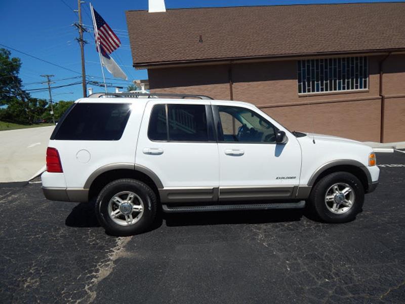 2002 Ford Explorer Eddie Bauer 4WD 4dr SUV - Madison TN