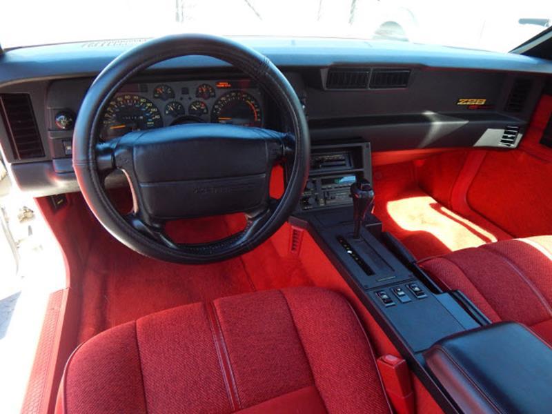 1992 Chevrolet Camaro Z28 2dr Hatchback - Madison TN