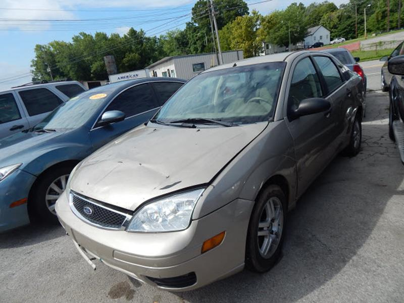 2006 Ford Focus ZX4 - Madison TN