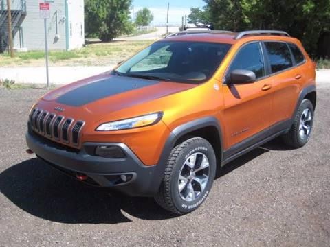 2016 Jeep Cherokee for sale in Kiowa, CO