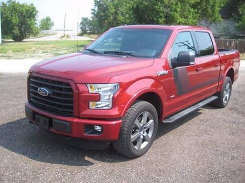 2015 Ford F-150 for sale in Kiowa, CO