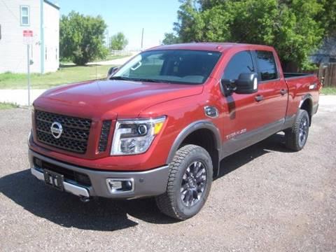 2016 Nissan Titan XD for sale in Kiowa, CO