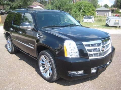 2013 Cadillac Escalade for sale in Kiowa, CO
