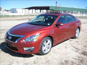 2013 Nissan Altima for sale in Kiowa, CO