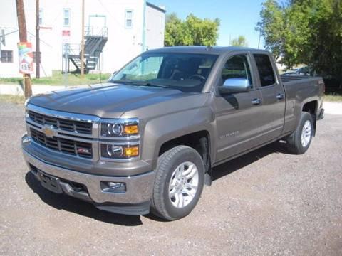 2014 Chevrolet Silverado 1500 for sale in Kiowa, CO