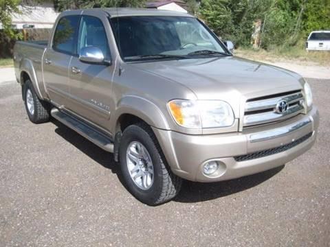 2006 Toyota Tundra for sale in Kiowa, CO