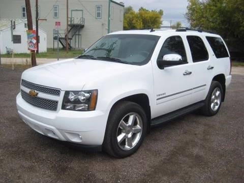 2014 Chevrolet Tahoe for sale in Kiowa, CO