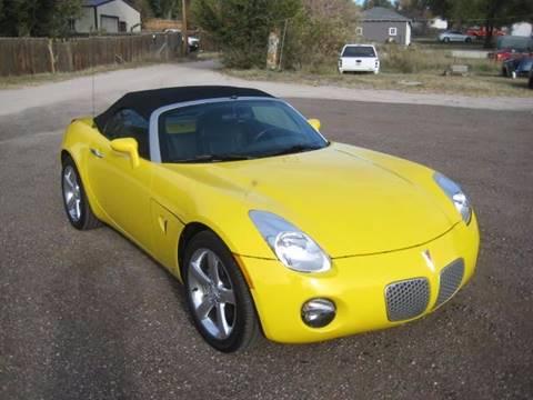 2007 Pontiac Solstice for sale in Kiowa, CO