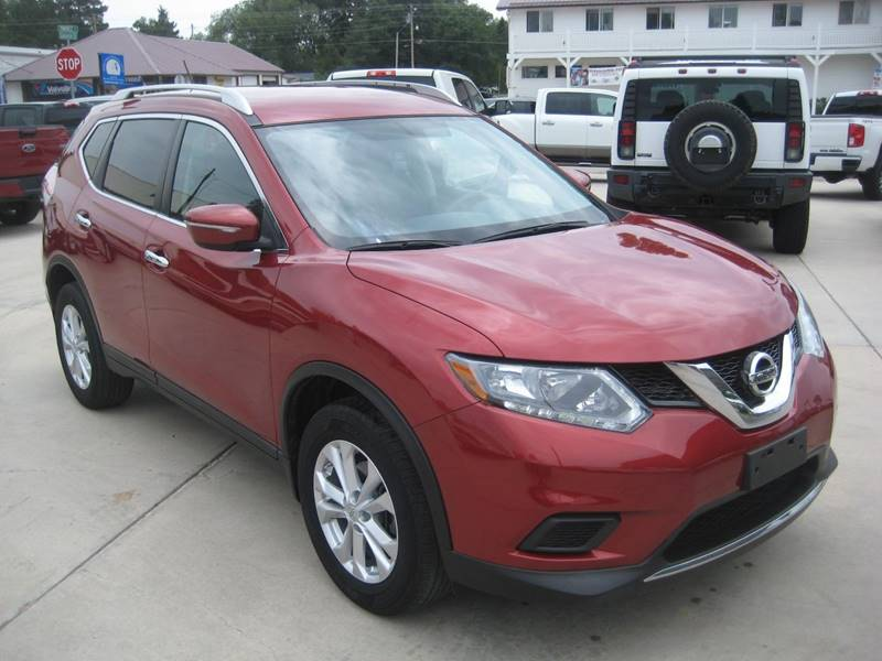 2015 nissan rogue awd sv 4dr crossover in kiowa co hoo motors. Black Bedroom Furniture Sets. Home Design Ideas
