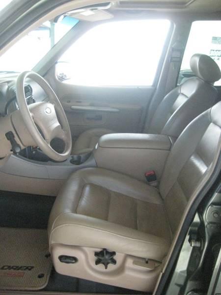 2002 Ford Explorer Sport Trac 4dr 4WD Crew Cab SB In Kiowa