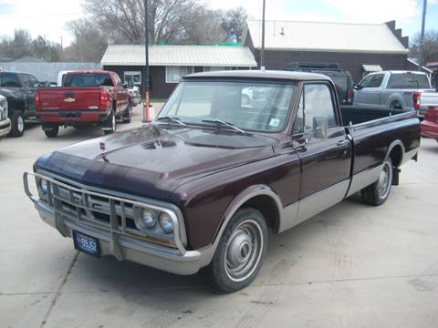 1967 GMC C/K 1500 Series for sale in Kiowa, CO