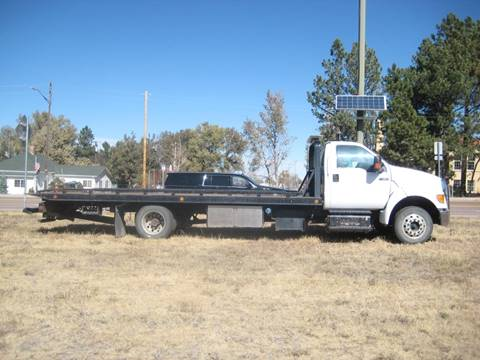 2012 Ford F-650 Super Duty for sale in Kiowa, CO