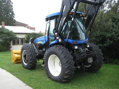 2010 New Holland TV6070