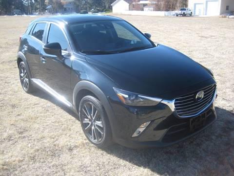 2016 Mazda CX-3 for sale at HOO MOTORS in Kiowa CO