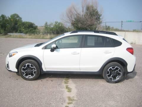2017 Subaru Crosstrek for sale at HOO MOTORS in Kiowa CO