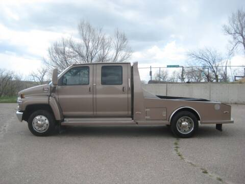 2007 GMC C4500 for sale at HOO MOTORS in Kiowa CO