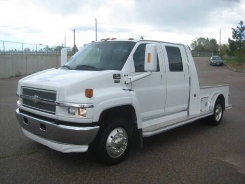 2006 Chevrolet C4500 for sale at HOO MOTORS in Kiowa CO