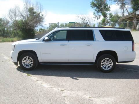 2019 GMC Yukon XL for sale at HOO MOTORS in Kiowa CO