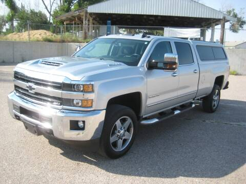 2018 Chevrolet Silverado 2500HD for sale at HOO MOTORS in Kiowa CO