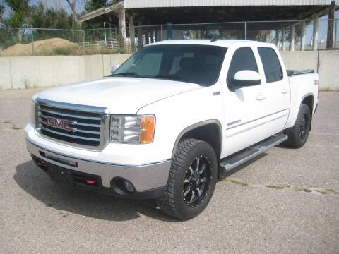 2013 GMC Sierra 1500 for sale at HOO MOTORS in Kiowa CO