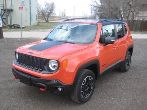 2017 Jeep Renegade for sale in Kiowa, CO