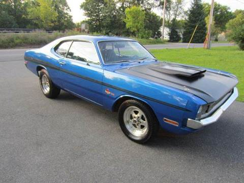 1972 Dodge demon 340 for sale at American Muscle in Schuylerville NY