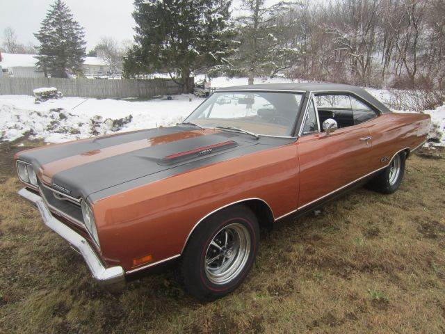 1969 Plymouth GTX for sale at American Muscle in Schuylerville NY
