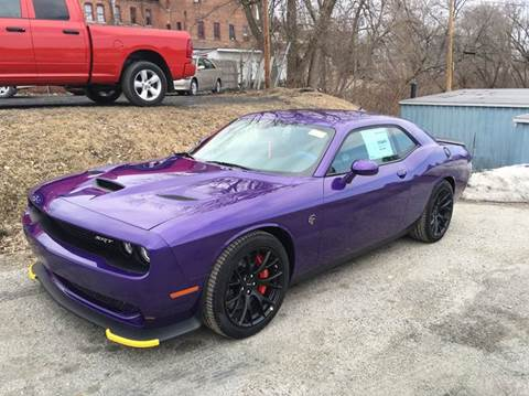 2016 Dodge Challenger for sale in Schuylerville, NY