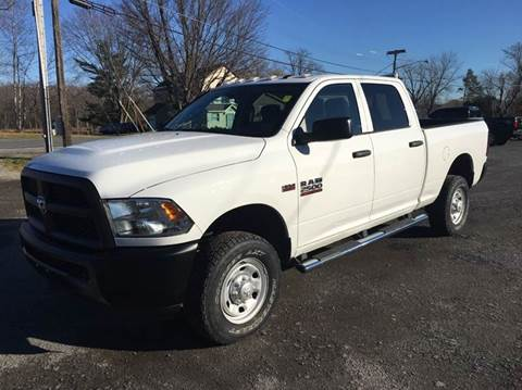 2014 RAM Ram Pickup 2500 for sale at American Muscle in Schuylerville NY