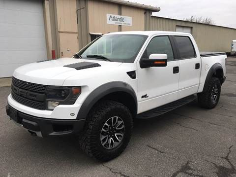 2014 Ford F-150 for sale at American Muscle in Schuylerville NY