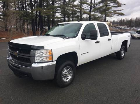 2009 Chevrolet Silverado 2500HD for sale at American Muscle in Schuylerville NY