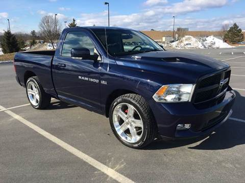 2012 RAM Ram Pickup 1500 for sale at American Muscle in Schuylerville NY