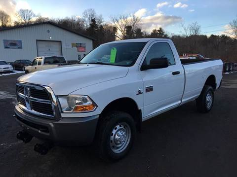 2011 RAM Ram Pickup 2500 for sale at American Muscle in Schuylerville NY
