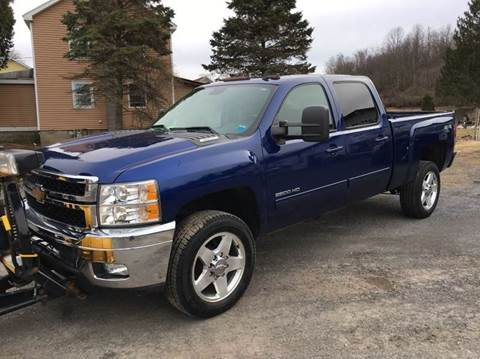 2013 Chevrolet Silverado 2500HD for sale at American Muscle in Schuylerville NY