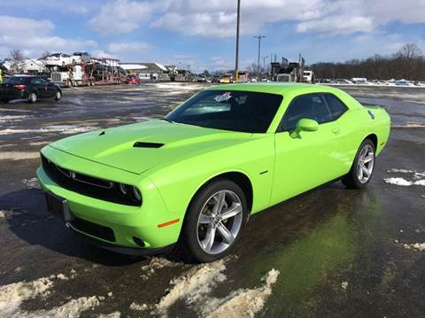 2015 Dodge Challenger for sale at American Muscle in Schuylerville NY