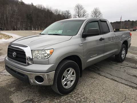 2007 Toyota Tundra for sale at American Muscle in Schuylerville NY