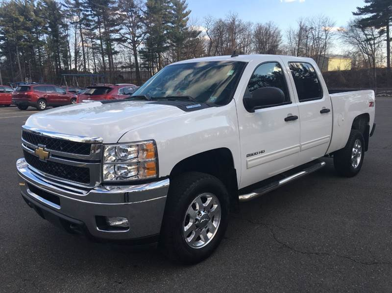 2011 Chevrolet Silverado 2500HD for sale at American Muscle in Schuylerville NY
