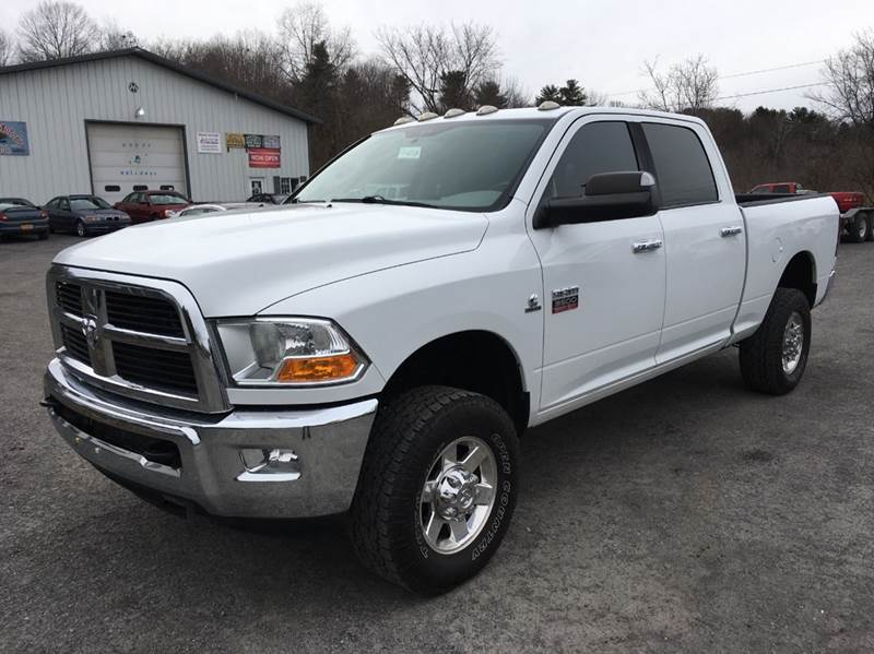 2011 RAM Ram Pickup 3500 for sale at American Muscle in Schuylerville NY