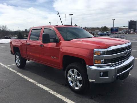 2015 Chevrolet Silverado 2500HD for sale at American Muscle in Schuylerville NY