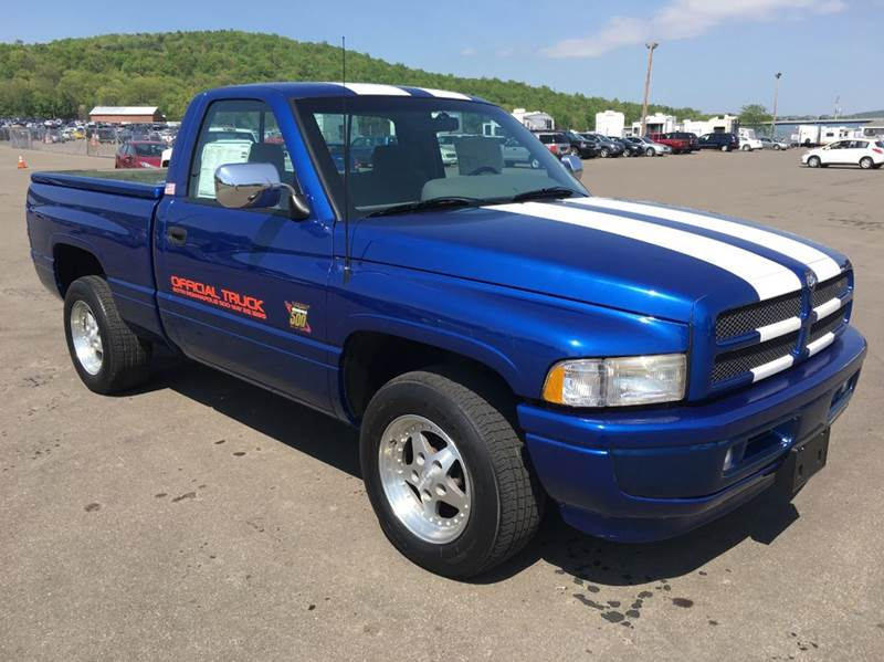 1996 Dodge Ram Pickup 1500 for sale at American Muscle in Schuylerville NY