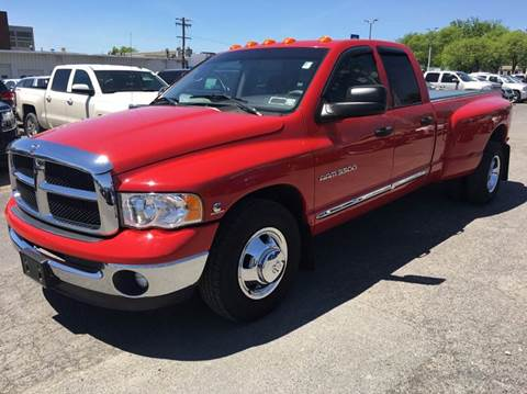 2004 Dodge Ram Pickup 3500 for sale at American Muscle in Schuylerville NY