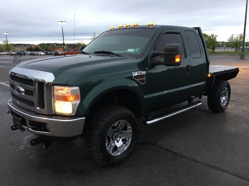 2008 Ford F-350 Super Duty for sale at American Muscle in Schuylerville NY