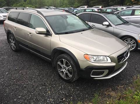 2012 Volvo XC70 for sale at American Muscle in Schuylerville NY